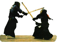 Kendo na Ilha do Governador
